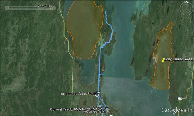 Sagemace route