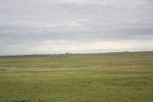 An example of the more extensive prairie habitat in the Blind Souris. Photo copyright Tim Poole