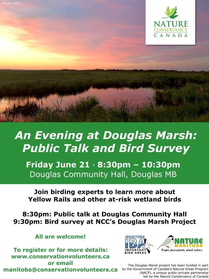Douglas Marsh Bird Poster-1